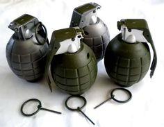 Toy Grenades