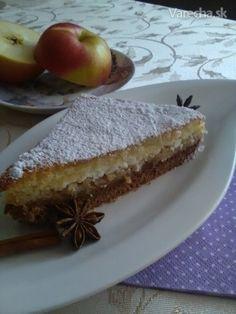 Jablkovo-tvarohový koláč (fotorecept) - Recept Cheesecake, Pie, Food, Recipes, Hampers, Torte, Cake, Cheesecakes, Fruit Cakes