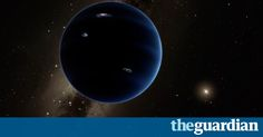Astronomers investigating the odd alignment of rocks beyond Pluto concluded that an undetected icy planet four times the size of Earth must exist