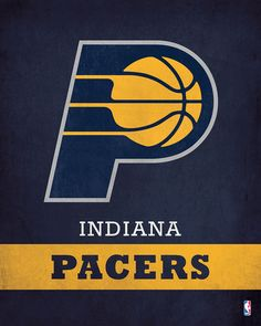 Indiana Pacers Logo $24.99
