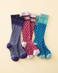 SmartWool® Knee Socks #dots