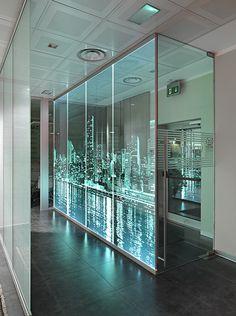 glass+laser   Vetro In: leader arredo ufficio in vetro e design d'interni