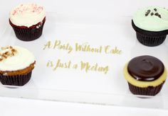 DIY Cupcake Tray by Twinspiration