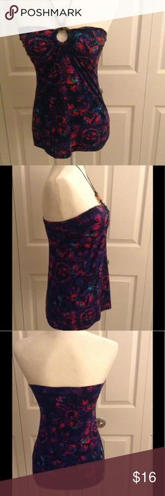 Mandee halter tube top size small Mandee halter tube top size small. Worn once. No trades. Tops Blouses