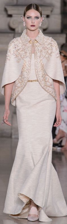 Justin Alexander Bridal Spring 2017 l Ria Couture Collection, Bridal Collection, Cape Dress, Dress Up, Beautiful Gowns, Beautiful Outfits, Bridal Dresses, Prom Dresses, Bridal 2015