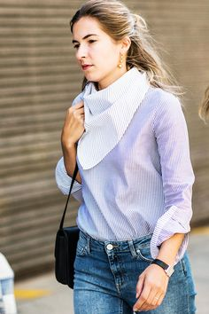 5 Rules for Picking Out an A  Outfit via @WhoWhatWear