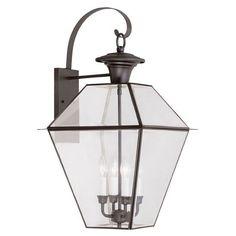 Westover 4 Light Wall Lantern