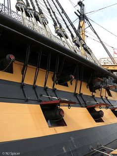 HMS Victory - Portsmouth, England
