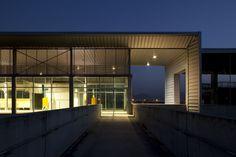 BCMF Arquitetos (Bruno Campos, Marcelo Fontes, Silvio Todeschi), Leonardo Finotti · National Shooting Center · Divisare
