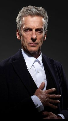 Peter Capaldi - The Twelfth Doctor - Doctor Who