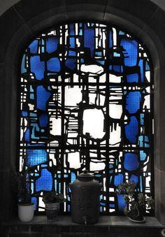 Joachim Klos, Stained Glass Window.