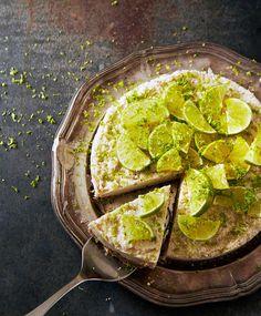 Limettinen raakakakku | Maku
