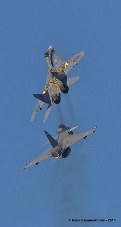 Hungarian Air Force Saab JAS-39 Gripen vs MiG29