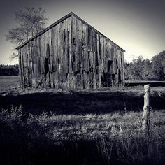 Barn ~ Barrington, New Hampshire