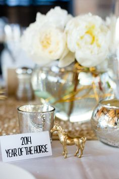 Reno, Nevada Wedding. Wedding Planner Lake Tahoe. Wedding organization Northern Nevada. NV. Set Up, Take Down, Wedding. The After Party. The Grove Reno. New Years Eve Wedding. Nude sparkles, gold sparkles, sequins, NYE, DIY Wedding. 2014, creative guest card, creative name cards, creative escort cards,peonies, peony, wedding flowers, modern wedding ideas, wedding inspiration, gold wedding inspiration, cream flowers