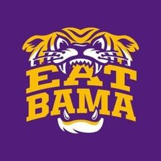 This is our year, bama Lsu Tigers Football, Football Is Life, Saints Football, Clemson, College Football, Louisiana State University, University Of Georgia, Fight Tiger, Tiger Stadium