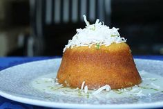 Lemon and lime syrup cakes – Recipes – Bite