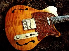 """The Ranger"" semi-hollow Fender Telecaster"