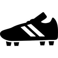 Scarpa da calcio Icone Gratuite