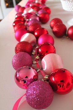 decoracion con esferas