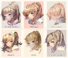 joining the Style Challenge. Sorry if I didn't draw them right..you people are Art Gods while I'm just a potato links: Pigeon666 | Cushart | KKUEM | R...