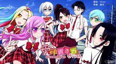 cupids chocolates - aishen qiaokeli-ing animeflv