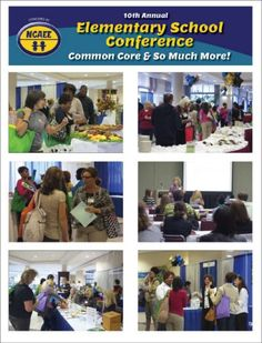 Call for Exhibitors and Sponsors for the 2014 Elementary School Conference
