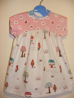 Little Red Riding Hood Izzy Dress