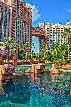 Paradise in the World - Atlantis Paradise Island - Bahamas