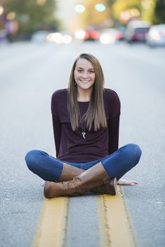 Madison Indiana Senior Photography