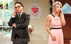Big Bang Theory season 9 premiere sneak peek: Leonard and Penny head down the aisle | EW.com