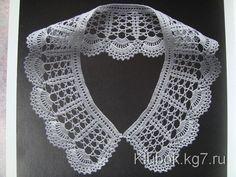 Author- Olga Ermolenko             Collier-collar.Work L. Tomchuk             Collar decorate business dress.Particularly rele...