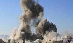 سقوط قذيفة هاون على منزل مدنيين في…