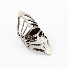 $2.95 Stylish Geometric Shaped Alloy Ring For Women