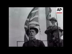 Liberation of the Channel Islands in 1945 - YouTube Channel of Archived AP News Footage