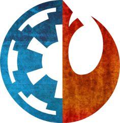 galactic empire logo galactic empire pinterest