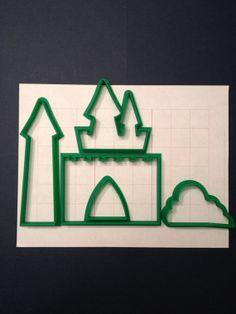 Castle Set  designed by Montreal Confections by PlasticsinPrint, $21.50
