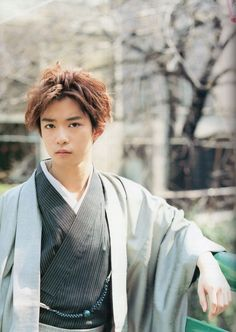 Yield for Kimono — mahalakshmi:   Chiba Yudai for Kiino's Kimono...