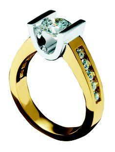 John Atencio Unite Wedding Ring