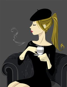 Everything gets better with a cup of coffee! Coffee Girl, I Love Coffee, Best Coffee, Coffee Break, My Coffee, Morning Coffee, Coffe Bar, Coffee Today, Coffee Cafe