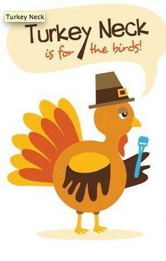 """Do you have a """"Turkey Neck""""??? No worries … Rodan + Fields can help you get back your YOUNGER GLOWING SKIN! Message me and I can help you!"""