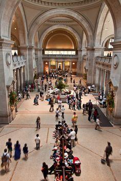 Met – Metropolitan Metropolitan Museum
