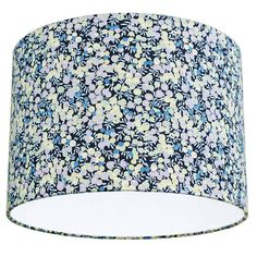 liberty wiltshire l fabric lampshade by quirk | notonthehighstreet.com