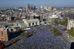 Royals world series parade