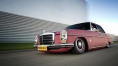 Lowrider Mercedes-Benz http://www.autorevue.at/best_of_boerse/mercedes-benz-strichacht-lowrider-oldtimer-gebrauchtwagen-tuning.html