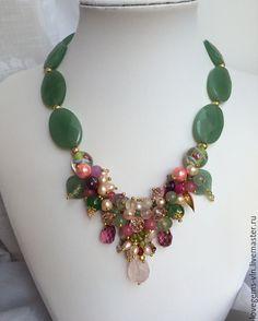 Jewlery For Boyfriend handmade necklaces beads Jewlery For Boyfriend handmade necklaces beads Bead Jewellery, Stone Jewelry, Boho Jewelry, Jewelry Crafts, Beaded Jewelry, Jewelery, Jewelry Necklaces, Jewelry Design, Silver Jewelry