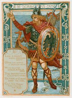 """Vikings: #Viking #Eric the #Red. Con questo termine ci si può anche riferire a tutte le popolazioni che abitavano la Scandinavia di quegli anni e ai loro insediamenti in altre parti d'Europa. I vichinghi facevano parte delle popolazioni normanne, solo che il termine """"vichingo"""" indicava un appartenente a quelle popolazioni costiere, insediate nei fiordi (vik significa infatti """"baia"""")"""