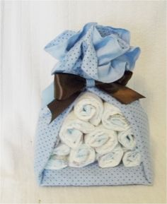 Elegant Stork Diaper Bundle