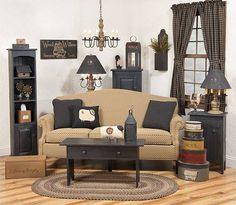 Camelback Sofa in Snowflake Black/Mustard Reversed - Fall 2014