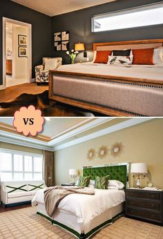 March Madness: Vote For Your Favorite Bedroom at HGTV's Design Happens Blog (http://blog.hgtv.com/design/2013/03/19/march-madness-vote-for-your-favorite-rooms/?soc=pinterest)